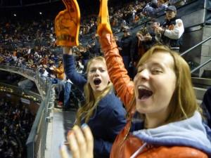 2012-2013 Baseball game!