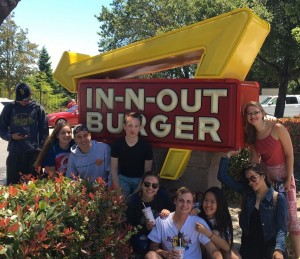 Goodbye Weekend 2018 wouldn't be complete with out a stop at In-n-Out!