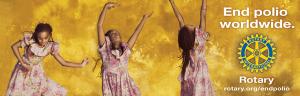 Polio Free Dancing Girl
